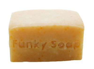 1 PIECE CAMOMILE & CITRUS SOLID SHAMPOO BAR FOR BLONDE HAIR, NATURAL & HANDMADE, APPROX. 120G